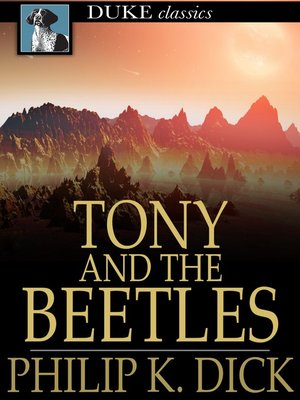 cover image of Tony and the Beetles